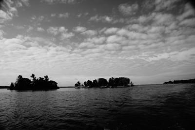 Canada - US Thousand Islands 2012